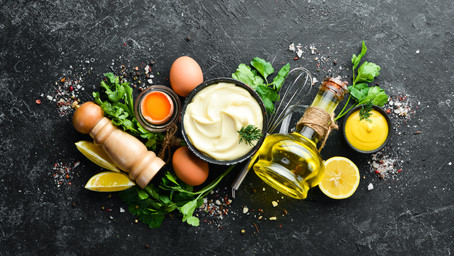 [Recette] La mayonnaise à l'huile d'olive