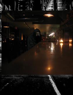 Bubonic Bar Scene