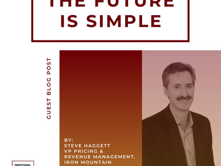 """The Future Is Simple"" By Stephen Haggett"