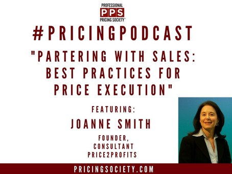 Partnering With Sales Featuring Joanne Smith