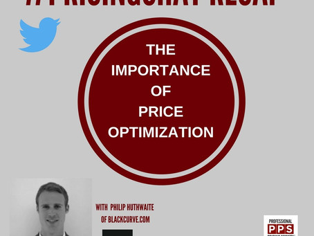 Price Optimization Pricing Chat With BlackCurve