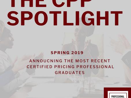 CPP SPOTLIGHT - Spring 2019