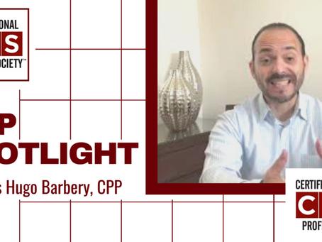 CPP Spotlight: Carlos Hugo Barbery, Sierra, Boliva