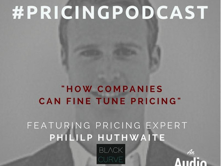 Fine-Tune Pricing With Philip Huthwaite of BlackCurve.com