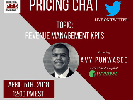The Pricing Chat: Learning On Twitter