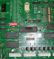 DHE Lab System Board PCB