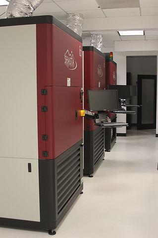 DHE Lab HTOL Burn-In Incal System