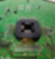 DHE Lab Probe Card PCB