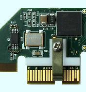 DHE Lab Instrument Board PCB