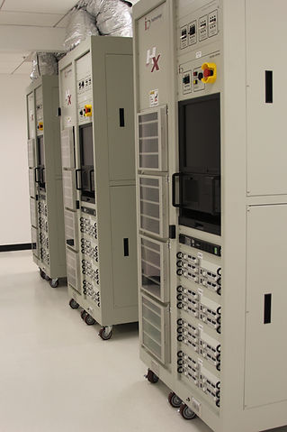 DHE Lab Burn-In HTOL Reliability Incal System