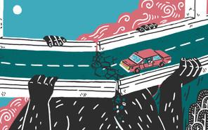 Monster roadtrip