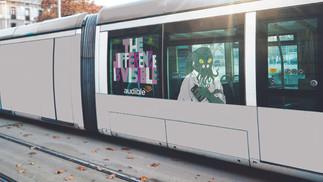 tram mock up
