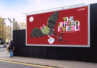 dracula billboard