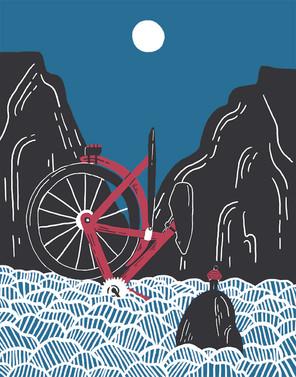 sea bike Oh Mag