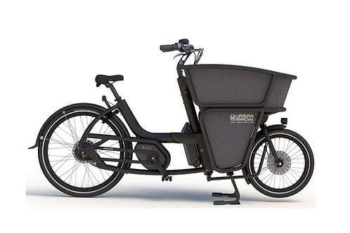 URBAN ARROW SHORTY - Performance Disc Deore 500Wh