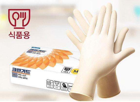44500 크린가드® G10 Soft 라텍스 글러브