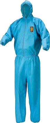 43051_43052 크린가드 A10 보호복 자켓, 바지 파랑
