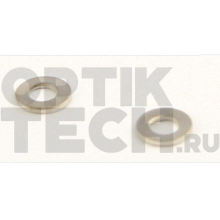 Шайба металл 0,25х1,2х2,5 мм, 100 шт.