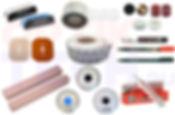 Расходные материалы для оптической мастерской