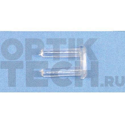 """Втулки для оправы """"Силуэт"""" 7,0х0,8х1,5 мм, 100 шт."""