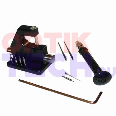 Устройство для установки и ремонта заушников с флексом