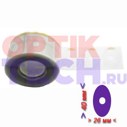 Защитная пленка для линз (стикер) 40х26 мм (1000 шт.)