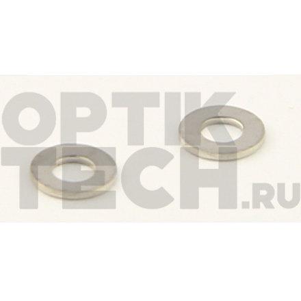 Шайба металл 0,25х1,4х2,5 мм, 100 шт.