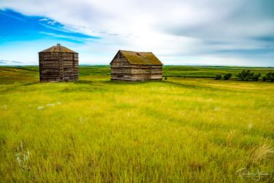Saskatchewan Barn & Silo