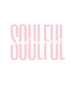 Soulful and Magical LIGHT PINK - Click below to see on ALL products