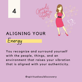 Aligning your energy