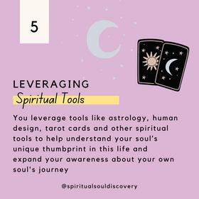 Leveraging spiritual tools