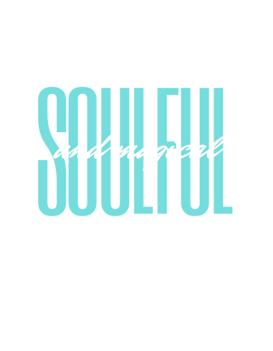 Soulful and Magical TURQUOISE - Click below to see on ALL products