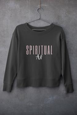 Spiritual AF LIGHT PINK design