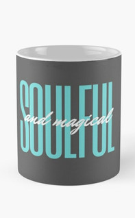 Soulful and Magical TURQUOISE- Click below to see on ALL products