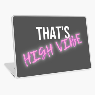 High Vibe HOT PINK design