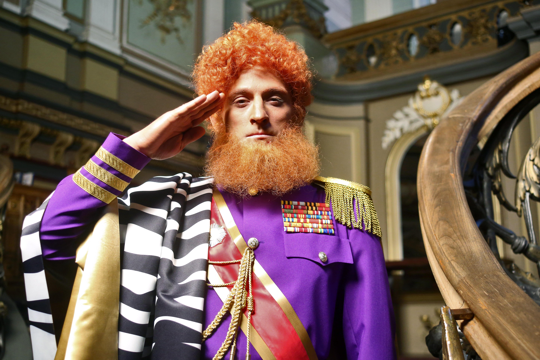 Принц Макбукк- Михаил Башкатов
