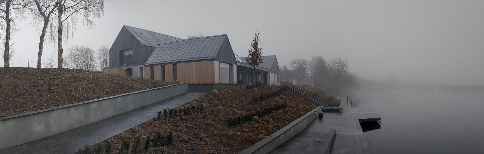 James Corbett Architects River House