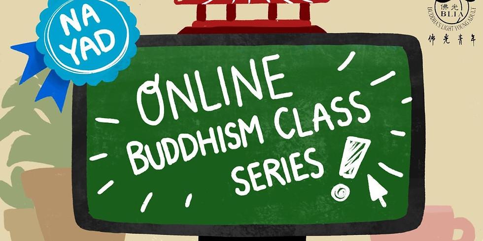 English Buddhism Class - Humanistic Buddhism by Venerable Man Kuang