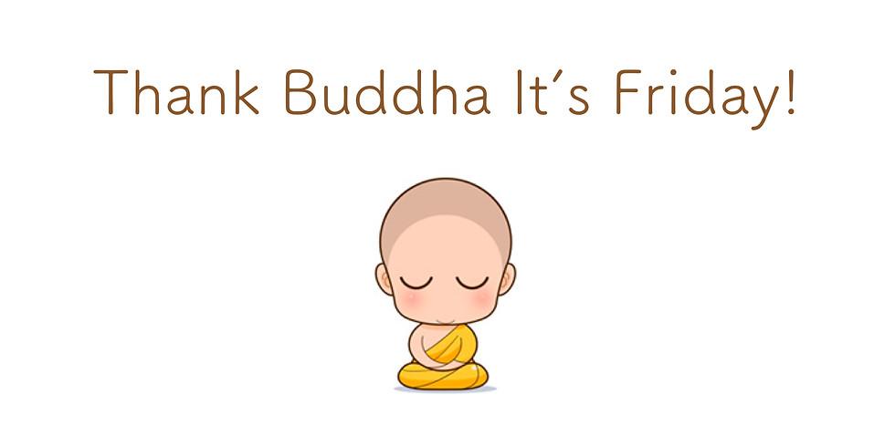 Thank Buddha It's Friday Book Club!