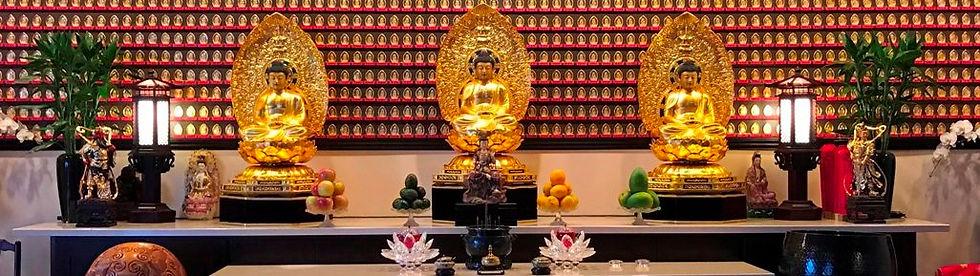 Fo Guang Shan San Bao Temple