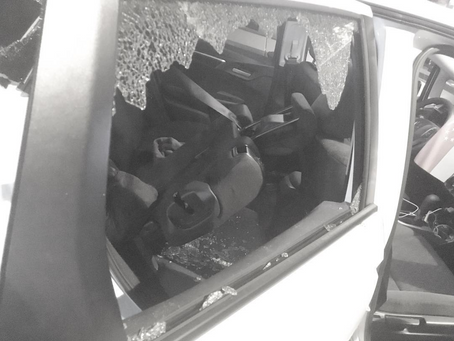 Lessons learned from a car break in