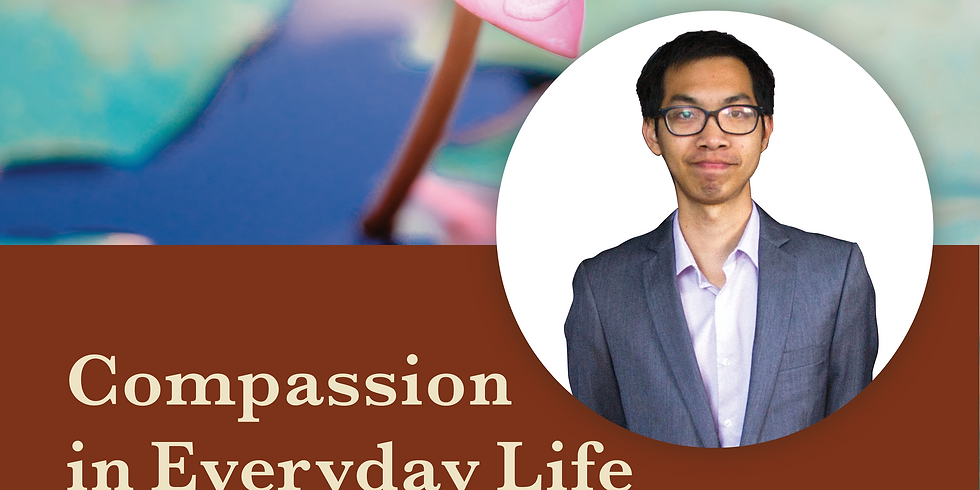 Compassion in Everyday Life [English Talk]