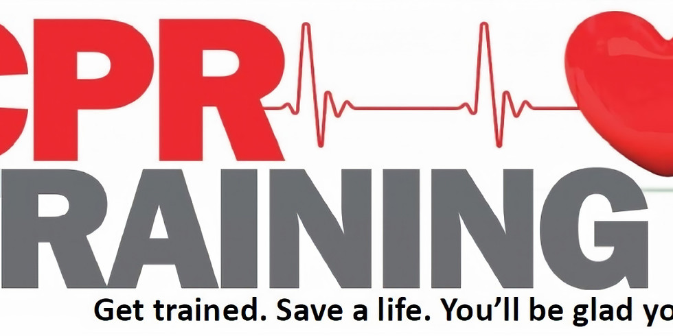 CPR + First Aid Training