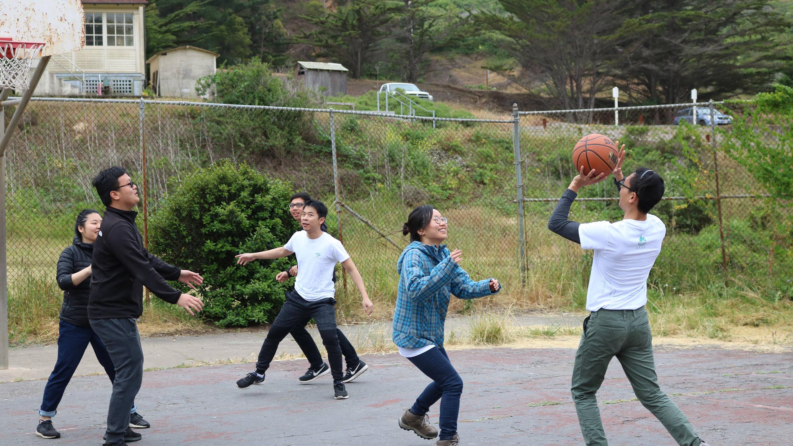 Mindful Basketball