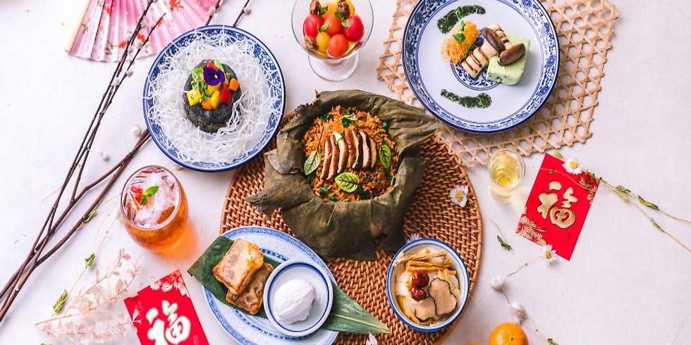 Lunar New Year Eve Reunion Dinner