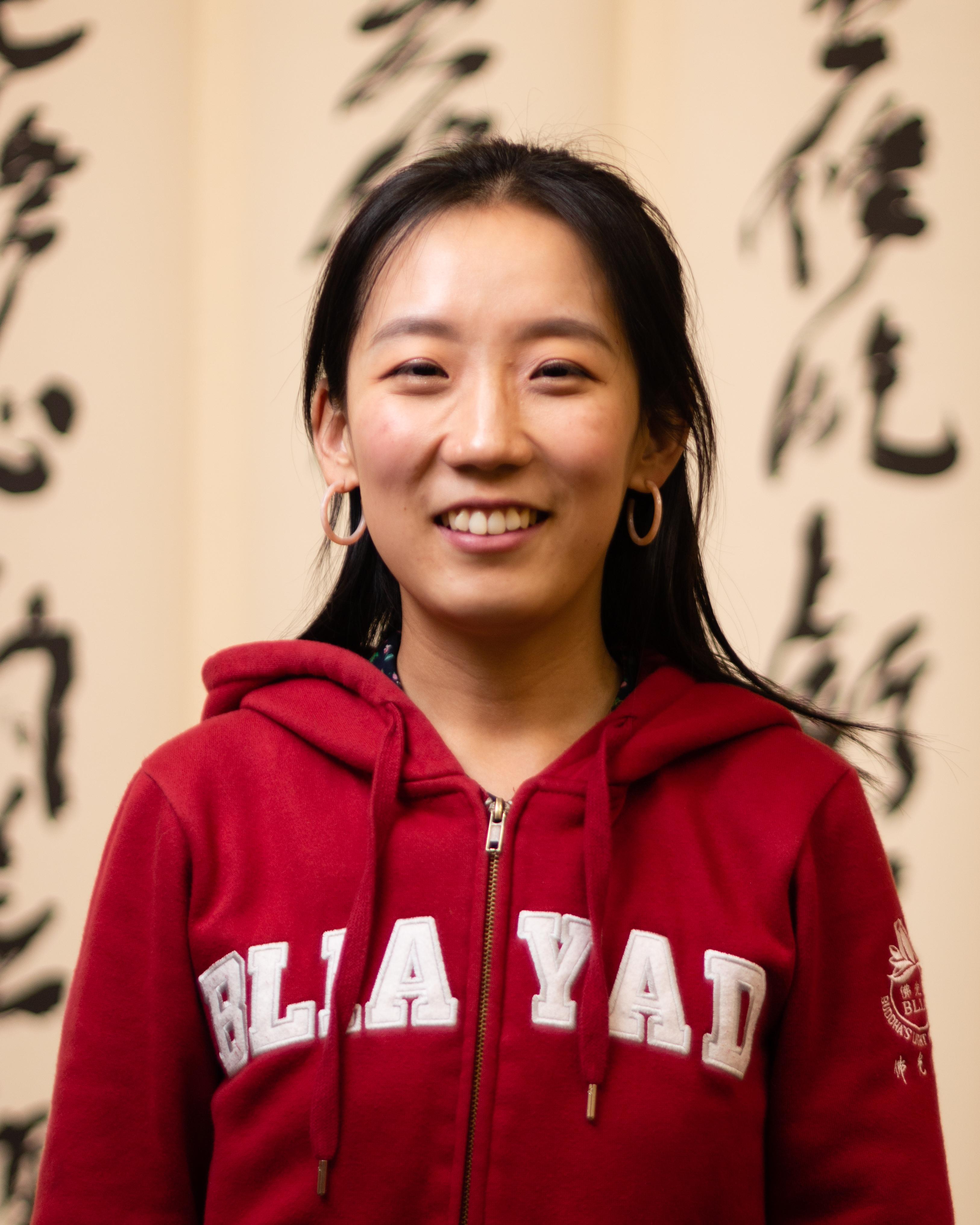 Yuchen Qian (钱予忱)