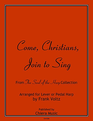 Come, Christians, Join to Sing - PDF