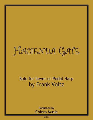Hacienda Gate