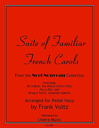 Suite of Familiar French Carols