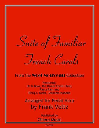 Suite of Familiar French Carols - PDF